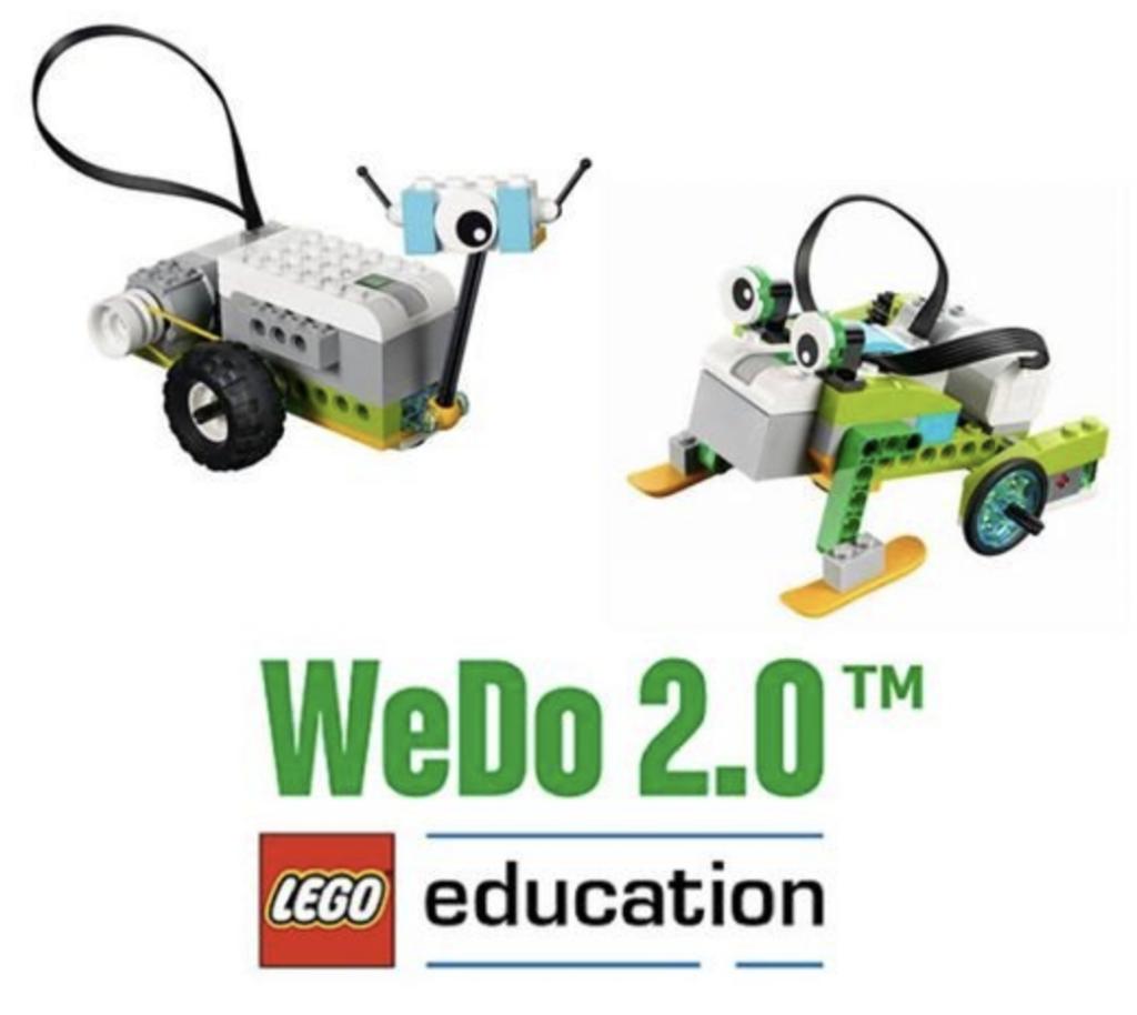 Lego We Do - Programmare con in mattoncini