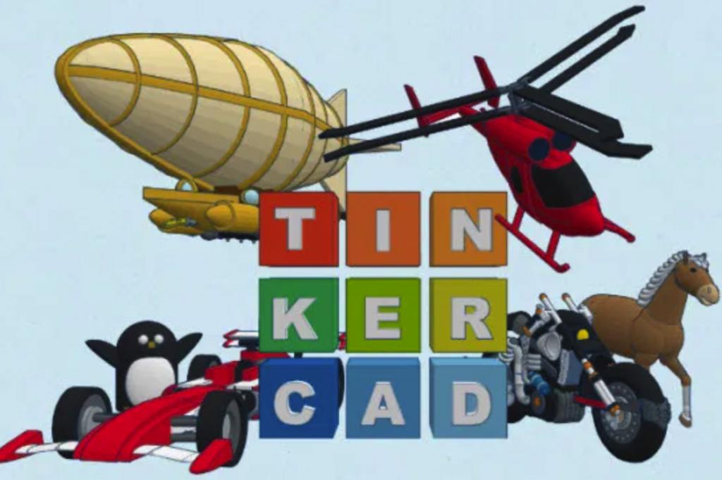TinkerCAD corso di modellazione 3d