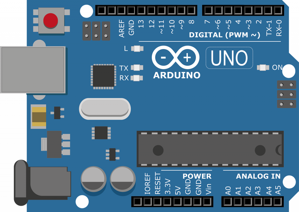 Corso Arduino con elettronica e robotica